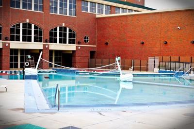 Colvin Center pool