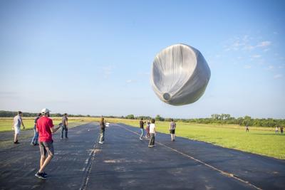 Weather Balloon Launch 2