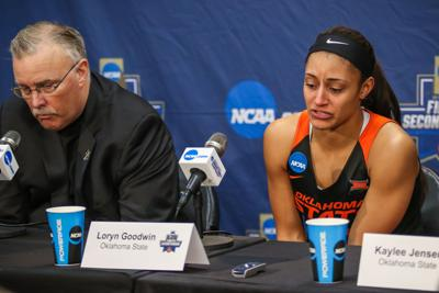 OSU vs. Mississippi State WBB: Littell and Goodwin
