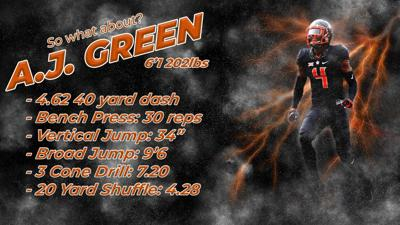 A.J. Green (Draft) graphic