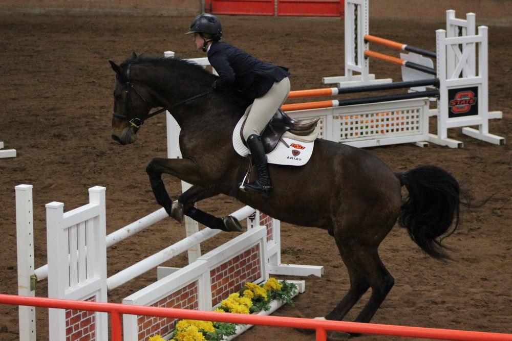 Osu Equestrian Braces For Smu Road Challenge Sports