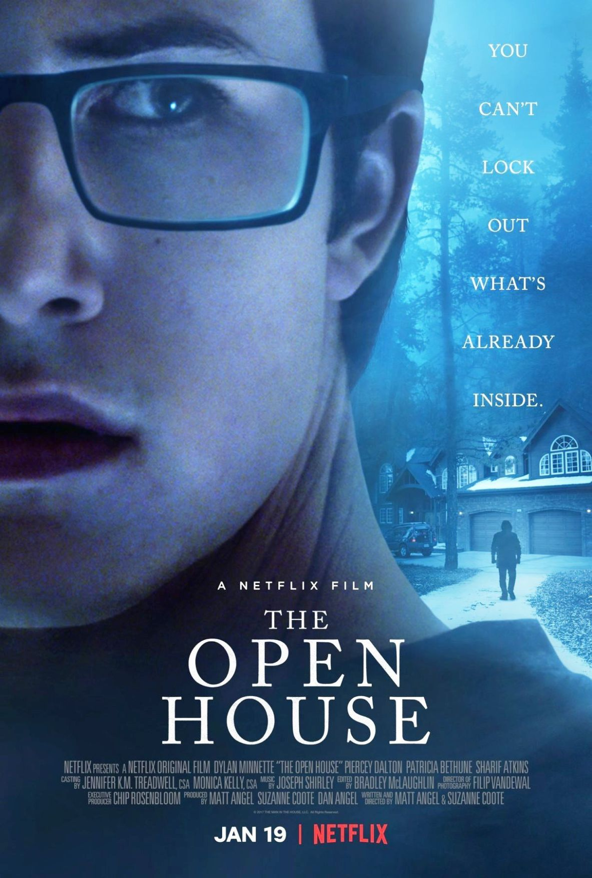 Image result for the open house netflix