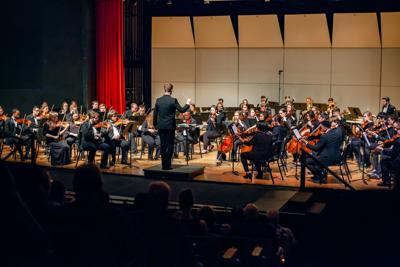OSU Smphonic Orchestra's Three Cheers for Tchaikovsky