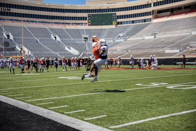 Gundy ready for Hubbard to become the leader OSU needs | Sports
