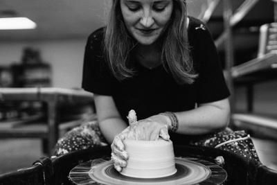 Ceramics Story Photo by Ellen Slater