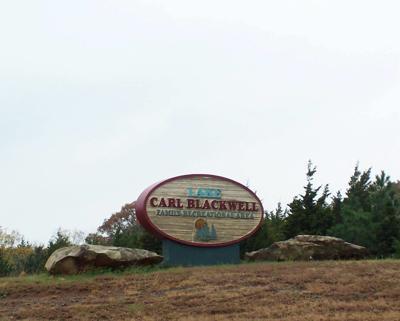 Lake Carl Blackwell