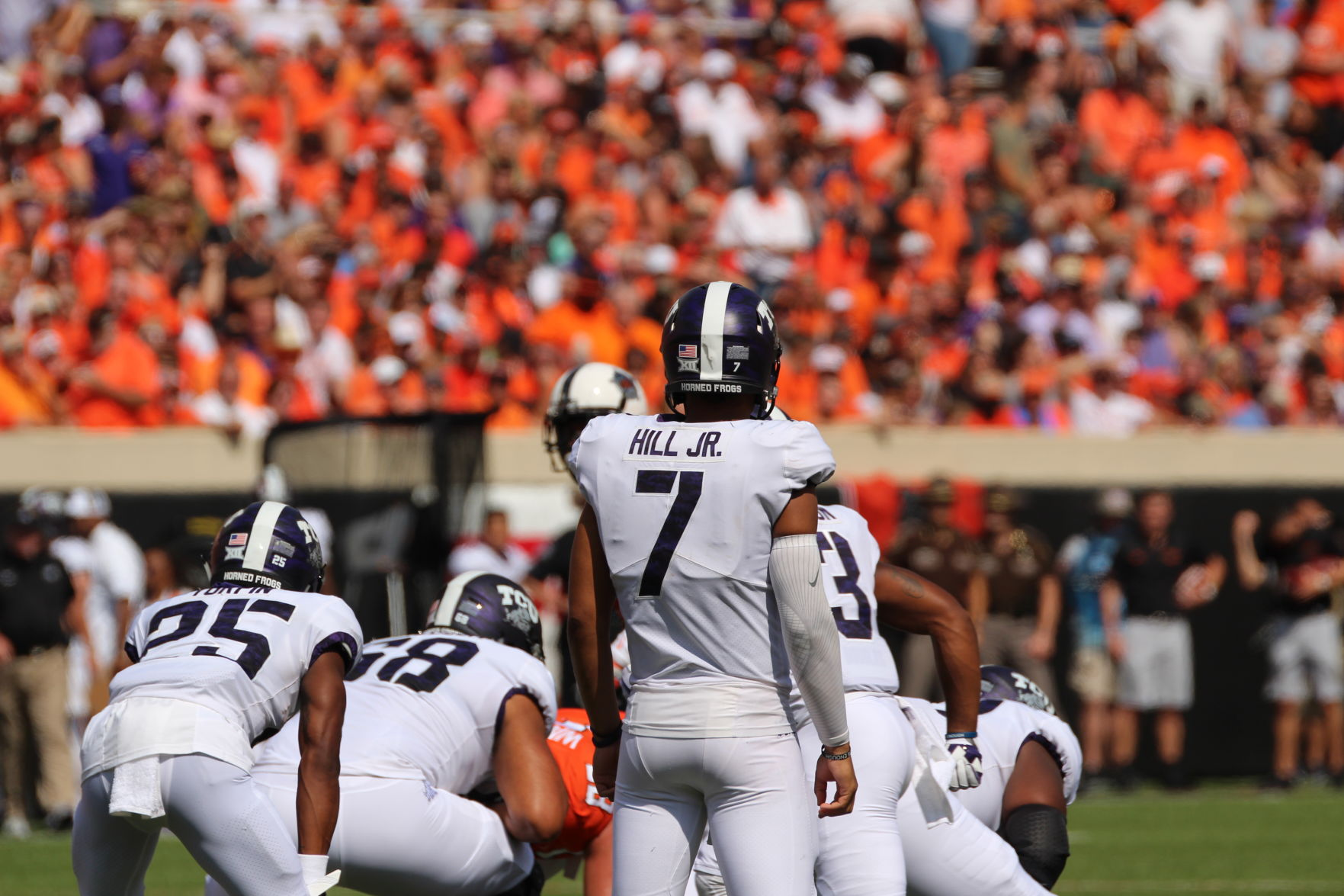 TCU vs. Oklahoma State Odds: Point Spread, Total & Prediction