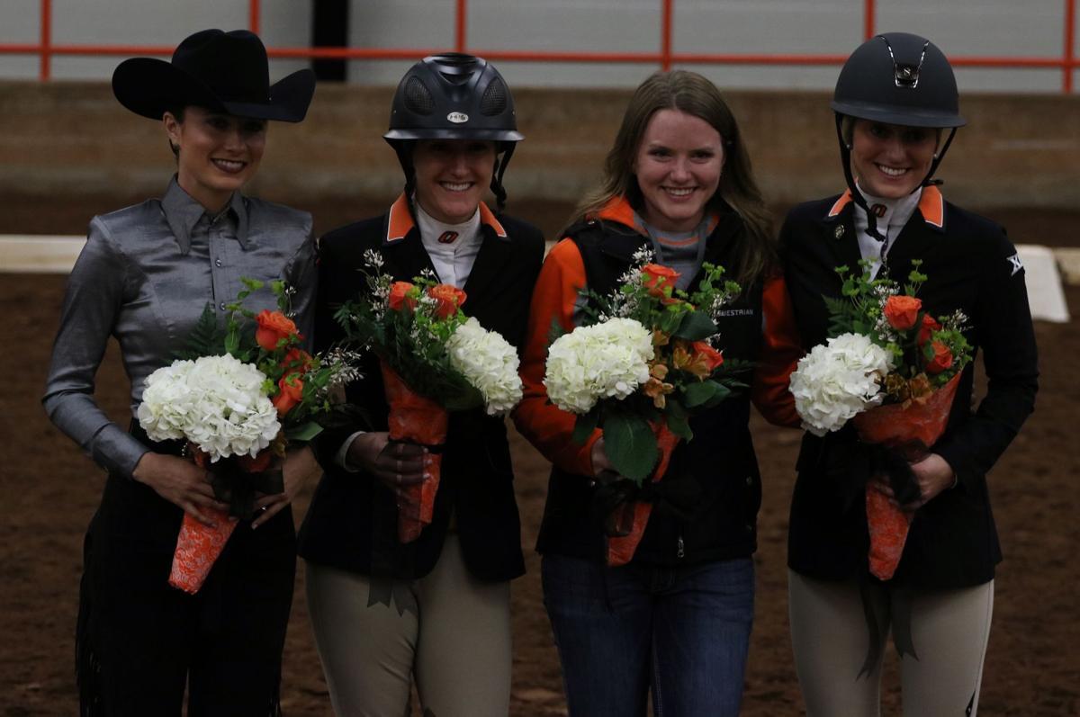 Equestrian Seniors