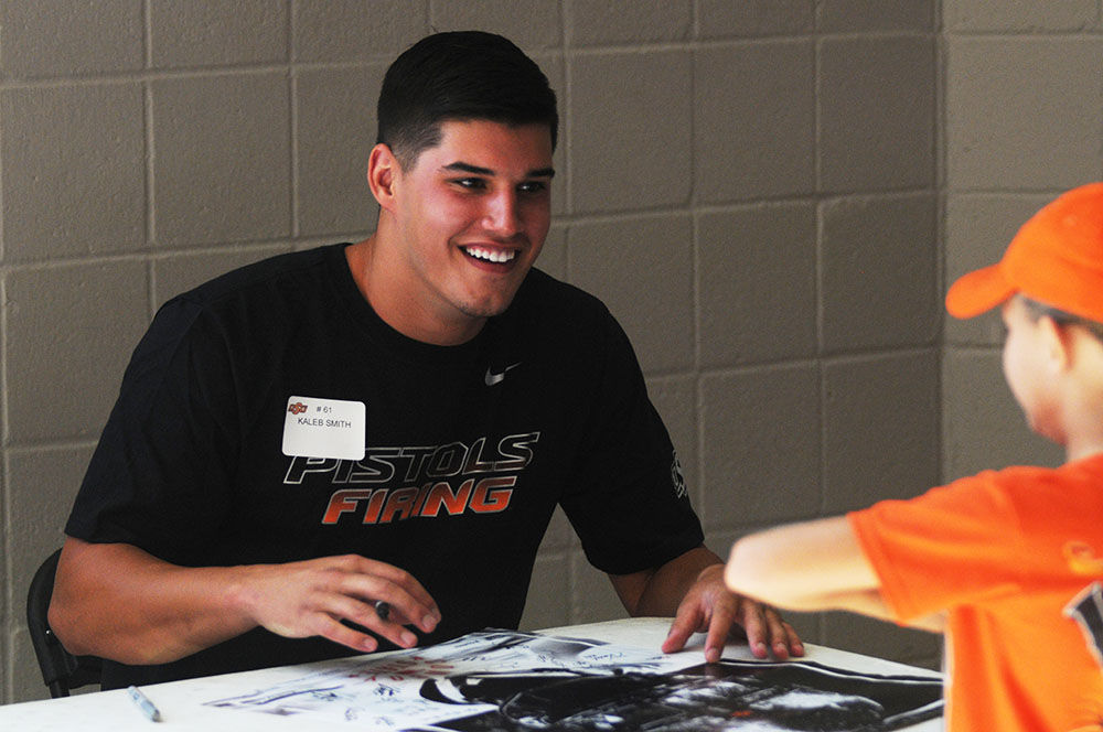 Hopes and Dreams: Mason Rudolph is 20 years old, but the ...