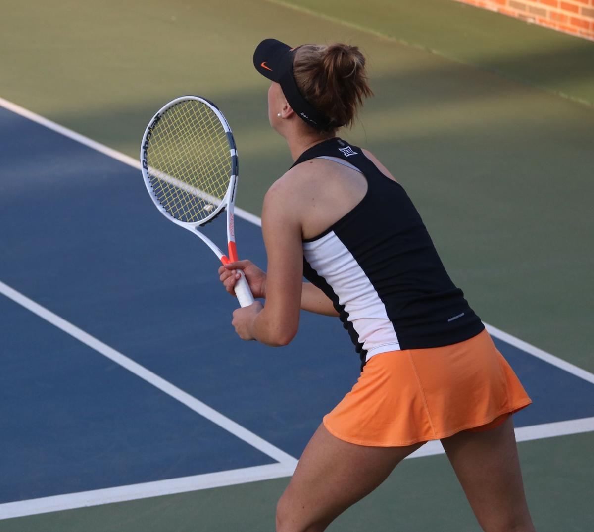 OSU Women's Tennis vs. Baylor | Multimedia | ocolly.com