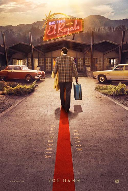 """Review:""""Bad Times at the El Royale"""" leaves holes in plotline 