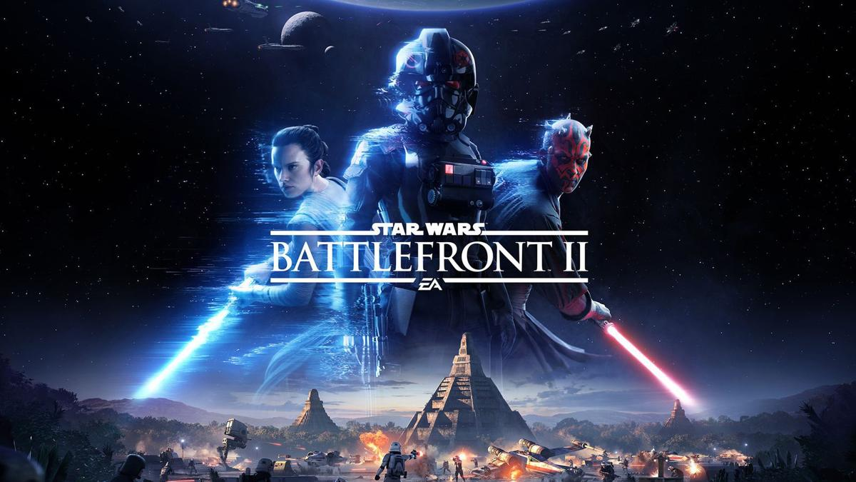 review u201cstar wars battlefront ii u201d a breathtaking game choked by