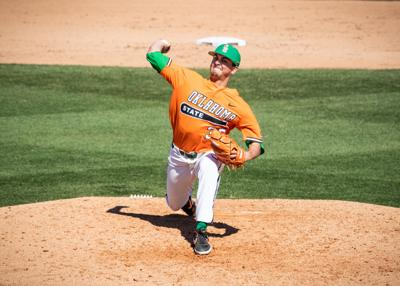 Cowboys miss chance to sweep last nonconference series at Allie P