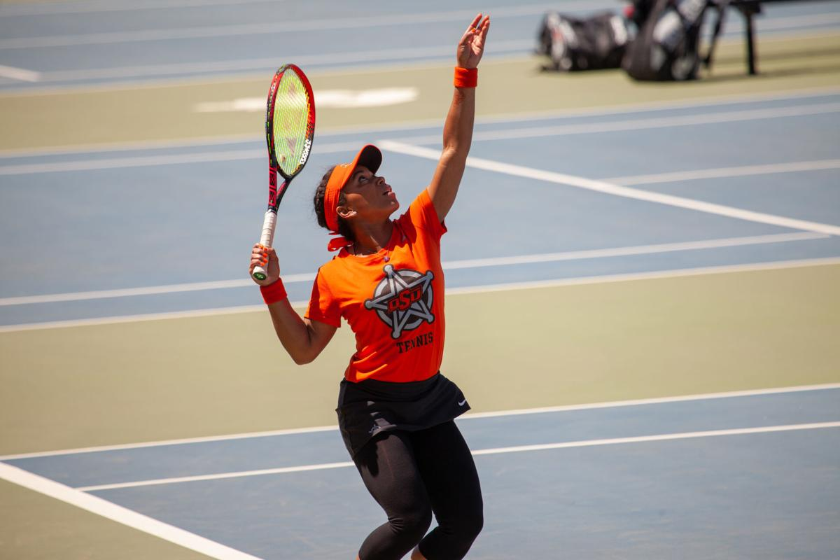One more time: McCray's return to Cowgirl tennis coming ...