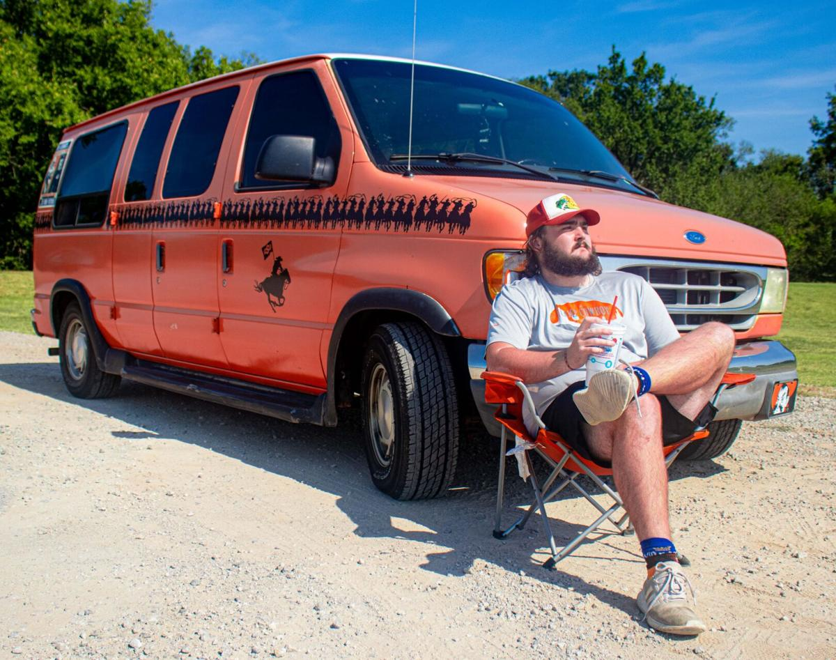 Big Orange Van Cover Photo