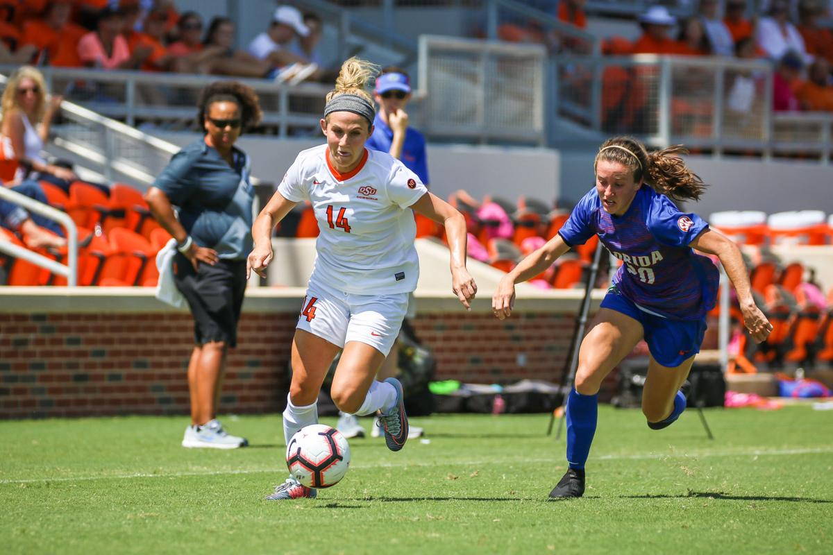 OSU soccer vs. Florida