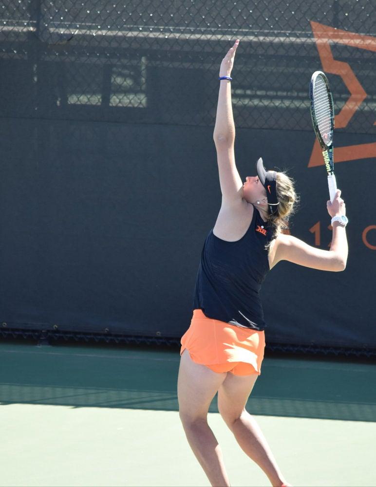 OSU women's tennis sweeps Bedlam | Sports | ocolly.com