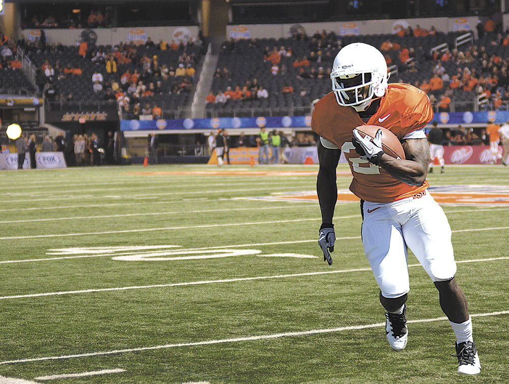 Tyreek Hill is known for speed, but his journey to Oklahoma State ...