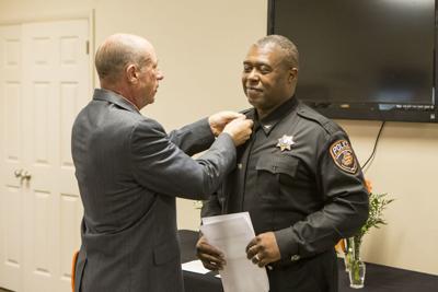 Jones getting pinned Chief
