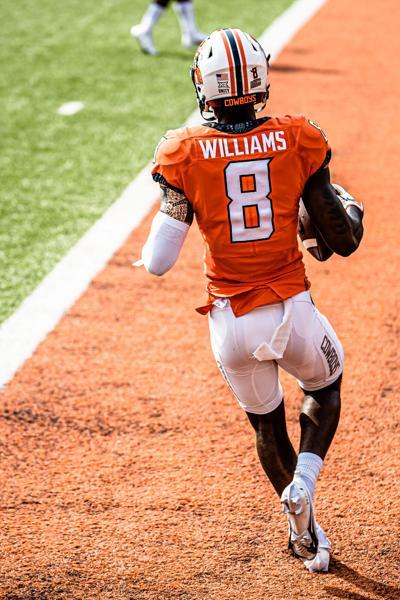 Williams - Football Warmup