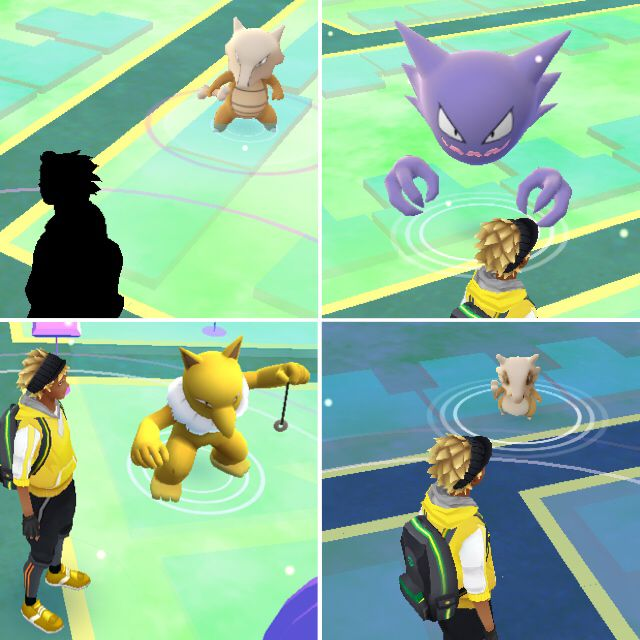 Pokémon Go launches Halloween event   Entertainment   ocolly.com