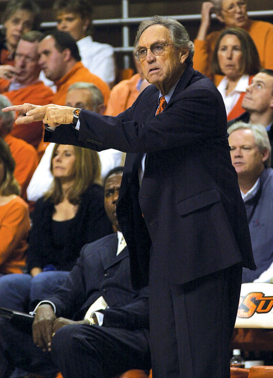 Legendary Coach Eddie Sutton