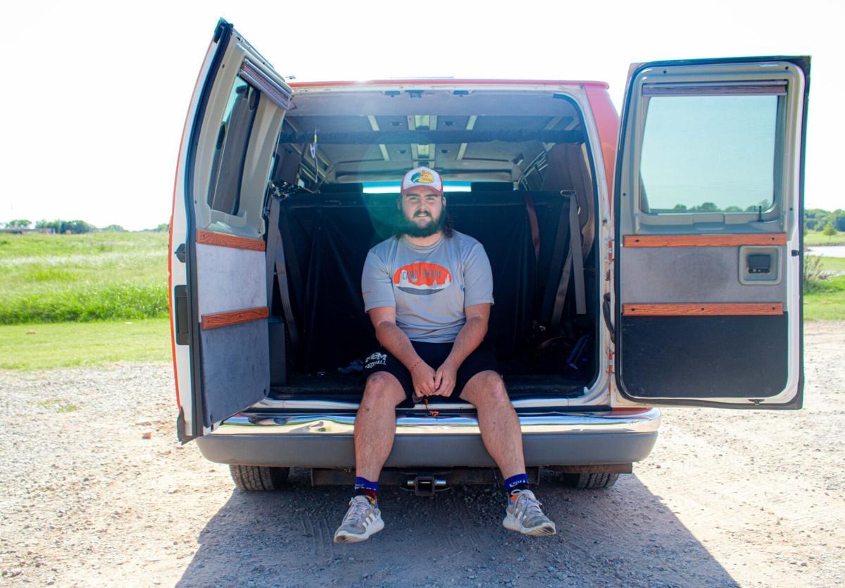 Big Orange Van