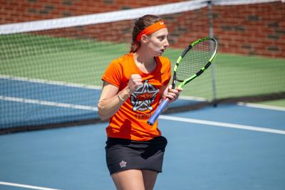OSU Womens Tennis vs Texas Tech (copy)