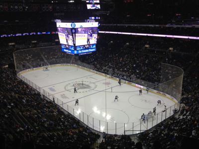 NHL power rankings file photo