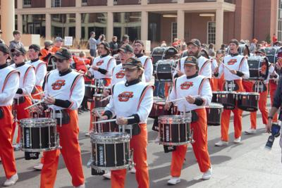 A day in the life: What gameday is like for a marching band