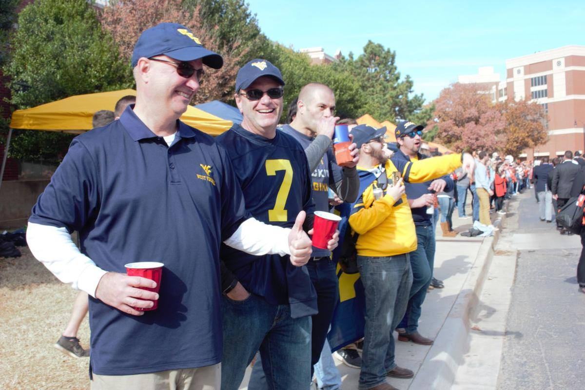 OSU vs West Virginia Tailgate