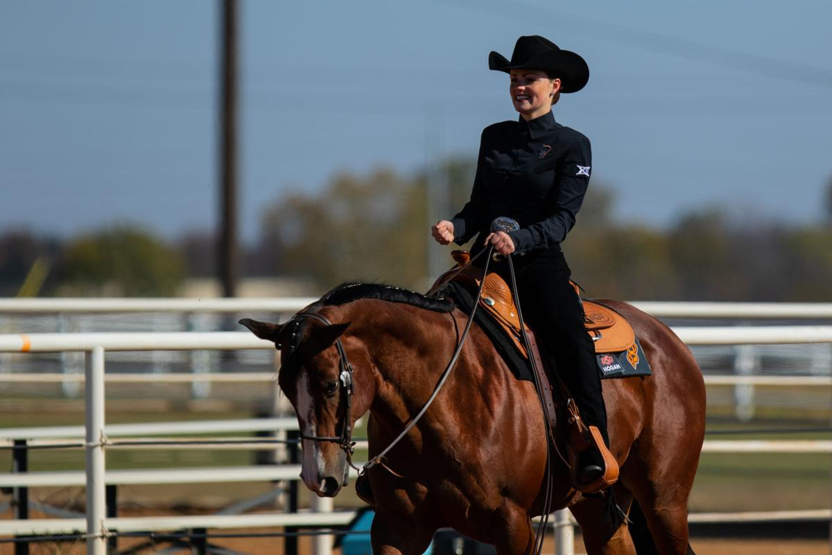 Equestrian emphasizes horse-rider connection, home field advantage | Sports  | ocolly.com