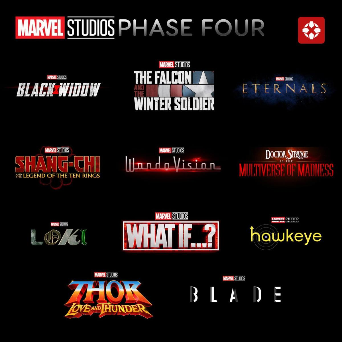 Turner's Take: Marvel Studio's Phase 4 thoughts and predictions |  Entertainment | ocolly.com