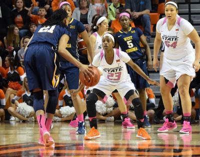 OSU vs. West Virginia Women's Basketball