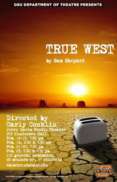 True West poster