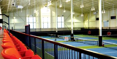 Michael and Anne Greenwood Tennis Center