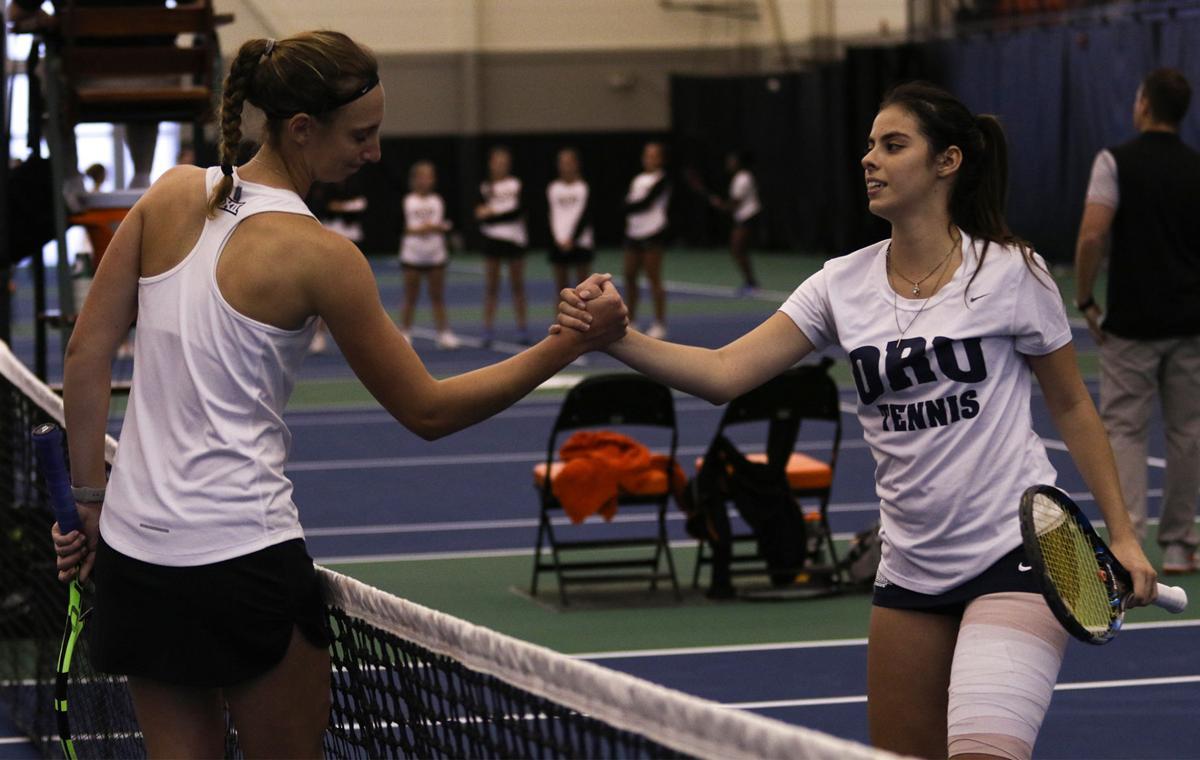 OSU Women's Tennis vs. Oral Roberts | Photos | ocolly.com