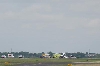 Cessna airplane crash