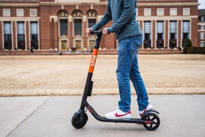A new 'Spin' on scooters | News | ocolly com