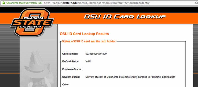 Id Ocolly Hacking Sign com A Opinion State Student University's Alarming Report Than It's Columns More Oklahoma Is