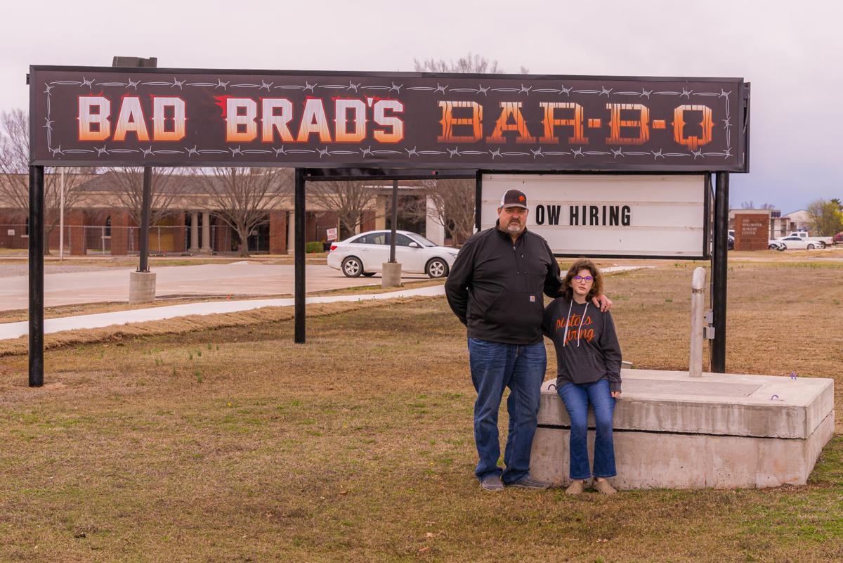 Herron's at Bad Brad's