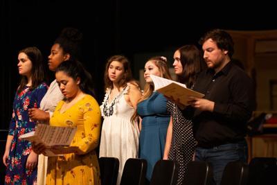 OSU opera students