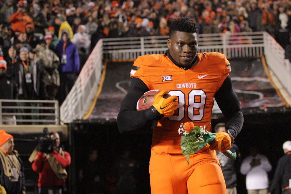 Emmanuel Ogbah: Ogbah Has Bright Future, Regardless Of NFL Decision