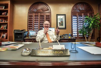 President Hargis