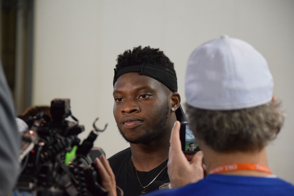 Emmanuel Ogbah: Pros Could Give Ogbah Position Change