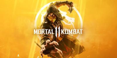 Coverart for Mortal Kombat 11