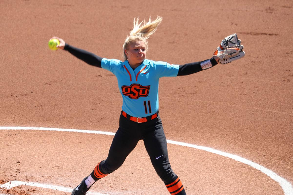 Cowgirls Again In Hunt For Conference Title Sports