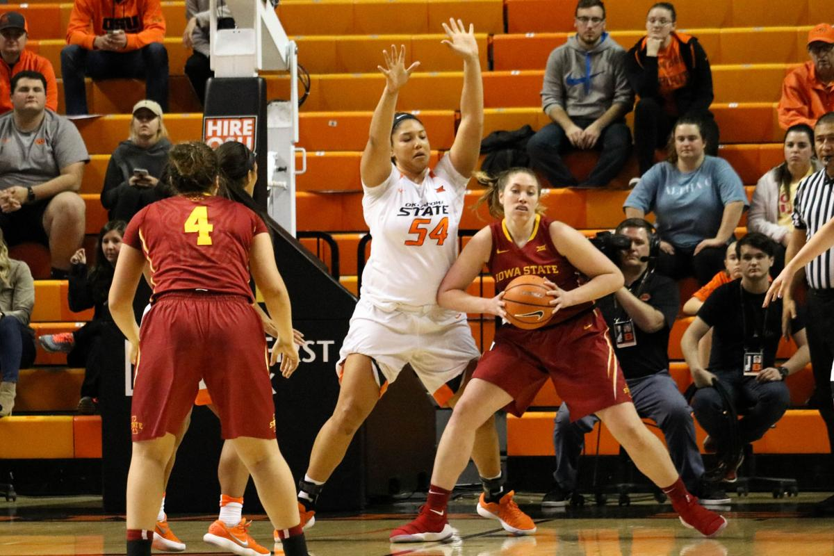 Littell, Cowgirls perplexed with upset home loss to Iowa State