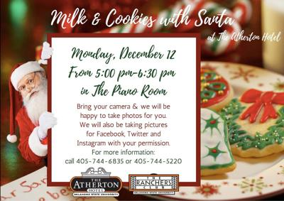 Ranchers Club Hosting Milk And Cookies With Santa News Ocolly Com