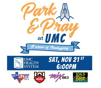 Park and pray 112120